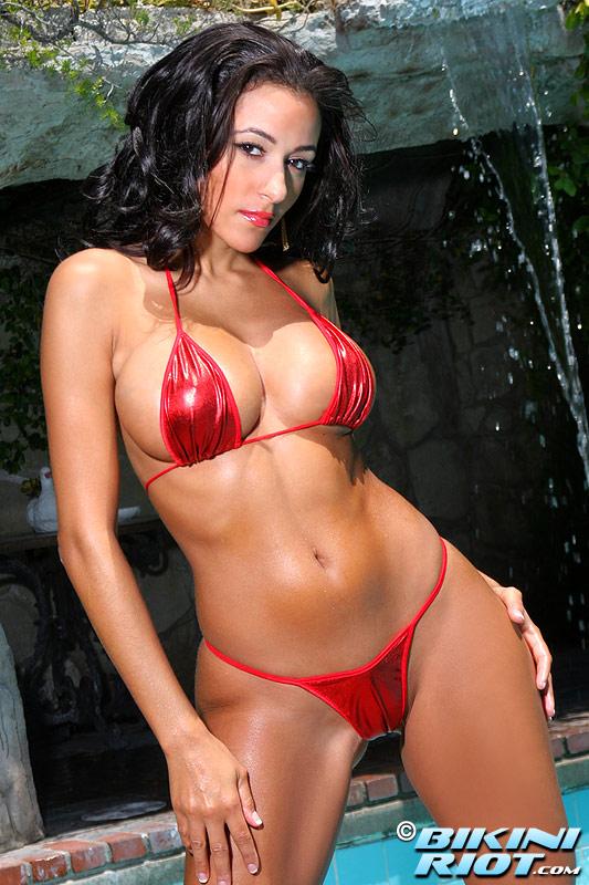 Opinion, false Micro bikini rita g model
