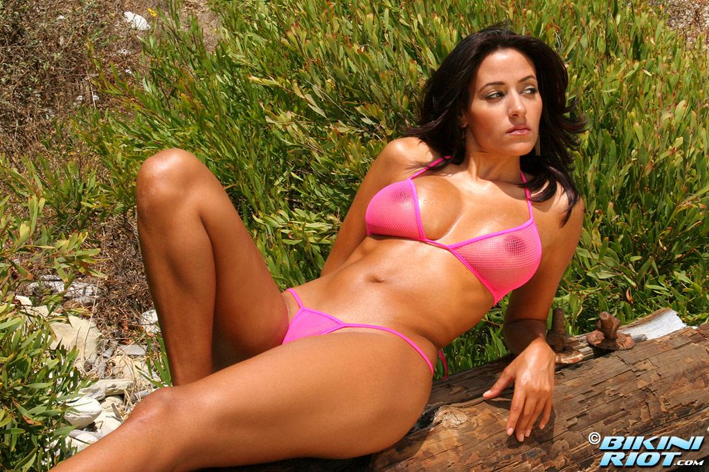 Opinion Micro bikini rita g model